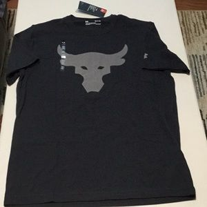 New Under Armour Project Rock T-Shirt